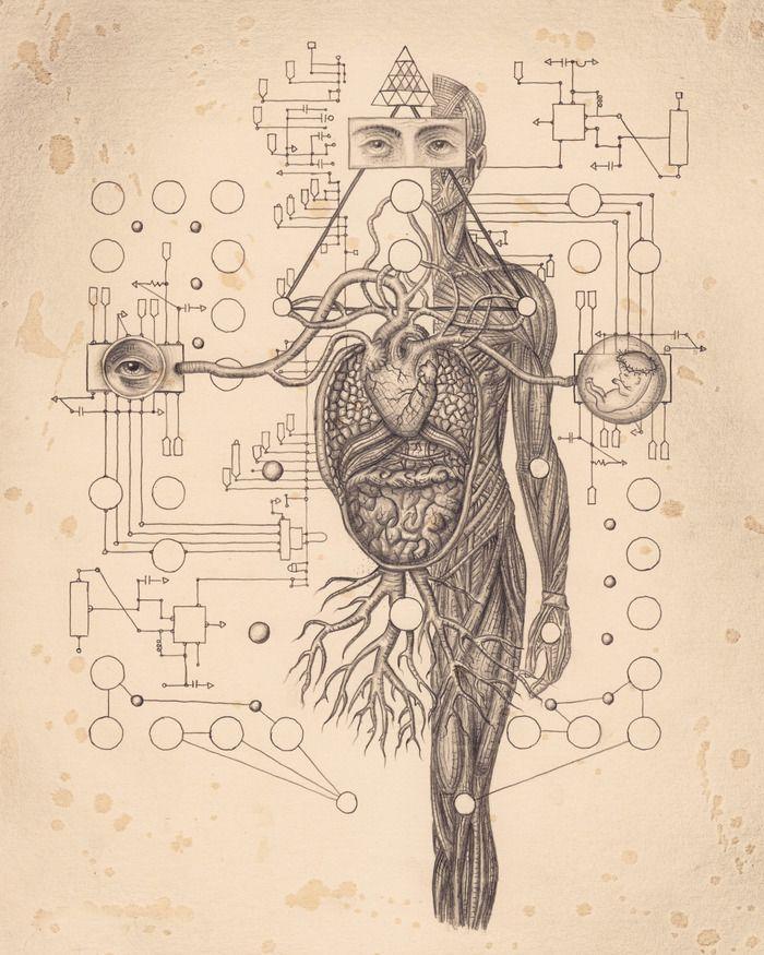 Soul Of Science – Kunstbuch von Daniel Martin Diaz – spirit – #Daniel #Diaz #Kun… – koko lores