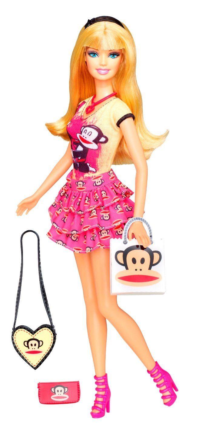 Barbie ama Paul Frank - equipo comercial. Toy importado de Reino Unido.: Amazon.es: Juguetes y juegos