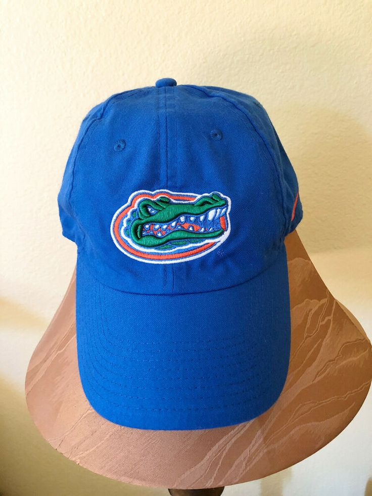 Details about nike heritage 86 drifit blue florida gators