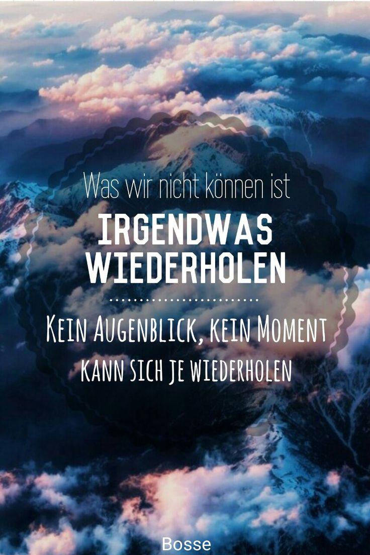 Bosse - Schönste Zeit http://weheartit.com/entry/238854622