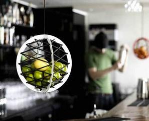 Low-hanging fruit holder