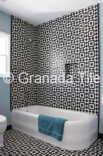 56 best granada tile in the bathroom images on pinterest