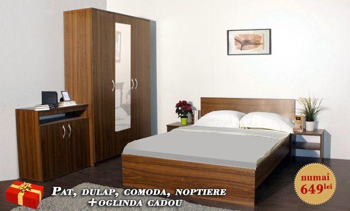 Dormitor Cezar la Reducere: http://www.kalithea.ro/141-dormitor-cezar.html