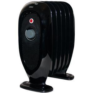 EWT - ENOC7ECOTLS _ Radiateur avec une technologie ''sans huile'' brevetée - Ecologique, il est économe en énergie tout en chauffant plus vite qu'un chauffage bain d'huile classique - 1 allure : 700 W - Thermostat avec position Hors Gel - Voyant lumineux - Protection contre la surchauffe - Range-cordon.