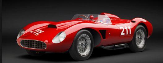 Rosso Ferrari: il colore del made in Italy per eccellenza! www.viceversa.com