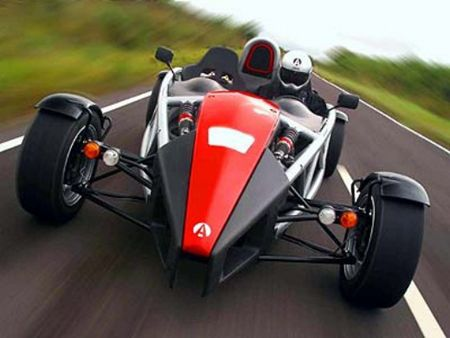 A-Bomb: Ariel Atom to get 500-hp supercharged V8
