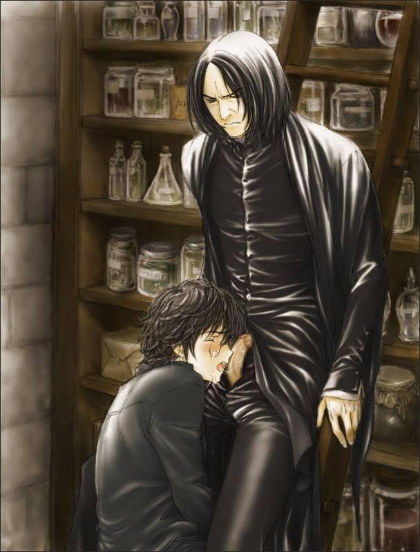 Severus snape bdsm