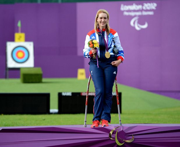 Danielle Brown  - Archery - Women's Individual Compound  ***SHE IS AWESOME! ***