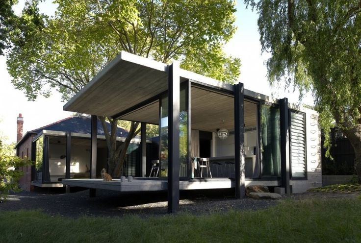 Elm and Villow House by Architects EAT http://www.homeadore.com/2012/09/07/elm-villow-house-architects-eat/