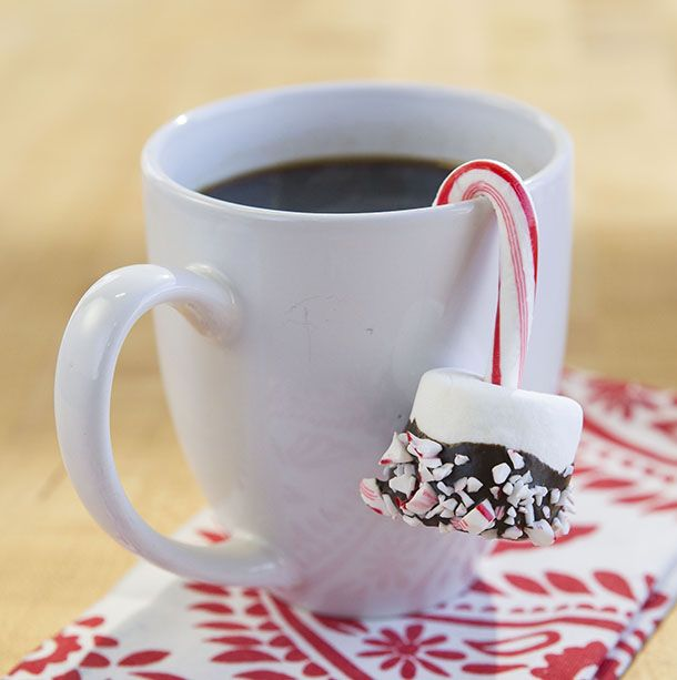 These cute and yummy Candy Cane pops will make you feel like a kid again. These simple holiday treats are the perfect companion for your hot chocolate or coffee!