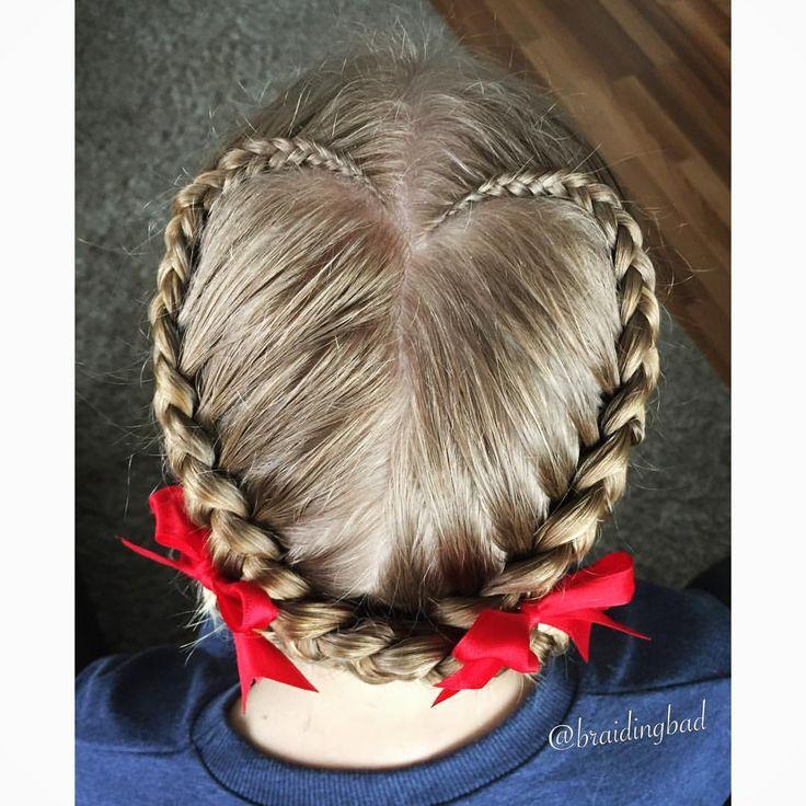Happy Valentine's day to all of my followers ❤️💖💝😘 Ihanaa ystävänpäivää kaikille seuraajilleni ❤️💖💝😘 . Style is inspired by my braiding…