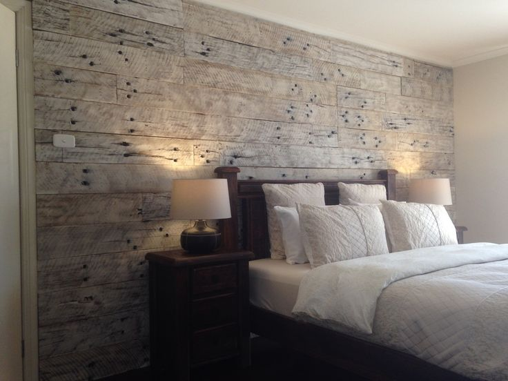 Best 25 timber feature wall ideas on pinterest wall - Modular bedroom furniture systems ...