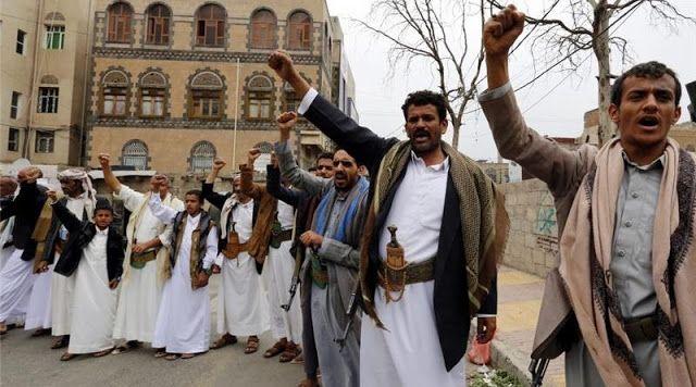 Berita Islam ! Pemberontak Houthi dan Pasukan Abdullah Saleh Saling Bentrok di Sanaa... Bantu Share ! http://ift.tt/2wUhLcm Pemberontak Houthi dan Pasukan Abdullah Saleh Saling Bentrok di Sanaa  Pasukan yang loyal kepada mantan presiden Ali Abdullah Saleh bentrok dengan para pemberontak Houthi Sabtu kemarin yang menandai pecahnya kekerasan diantara sekutu yang melawan koalisi pimpinan Saudi. Anggota pengawal Saleh bentrok selama setengah jam dengan para pejuang Houthi yang mencoba membangun…
