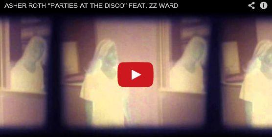 Watch: ASHER ROTH - PARTIES AT THE DISCO FEAT. ZZ WARD See lyrics here: http://aherrothlyrics.blogspot.com/2014/10/parties-at-disco-lyrics-asher-roth-feat.html #lyricsdome