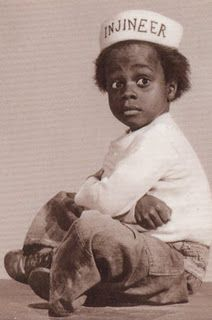 """The Little Rascals"" -- Buckwheat Billie Thomas -- boy or girl?"