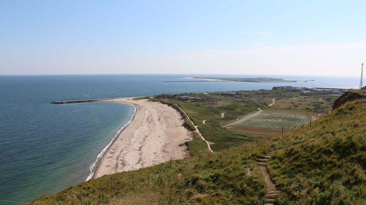 The two rocky islands of Heligoland sit just 29 miles from the German coast. Under the German Empire, the islands became a major naval base and, on August 28, 1914, witnessed the first naval engagement in WW1 - The battle of Heligoland Bight