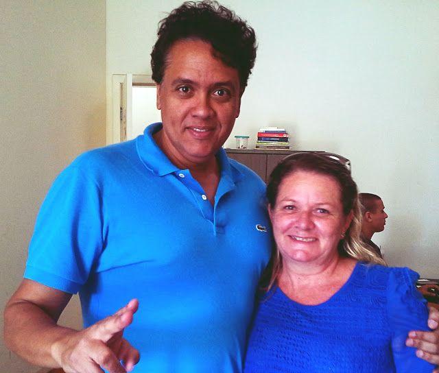 Landisvalth Blog           : Ana Dalva se reúne com Júlio Rocha e quer entrar n...