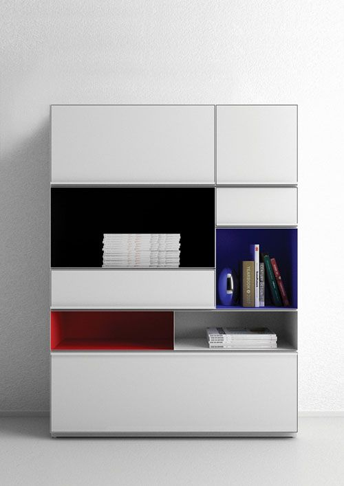 Adhoc Storage by Bruno Fattorini & Partners for Zanotta