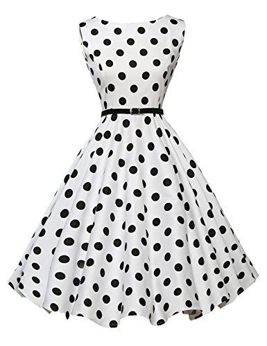 Vintage Rockabilly Hepburn Dresses Pinup Style Size L F-6 GRACE KARIN® Vintage Dresses http://smile.amazon.com/dp/B00UAHIIIO/ref=cm_sw_r_pi_dp_M.e.wb0P58C0F