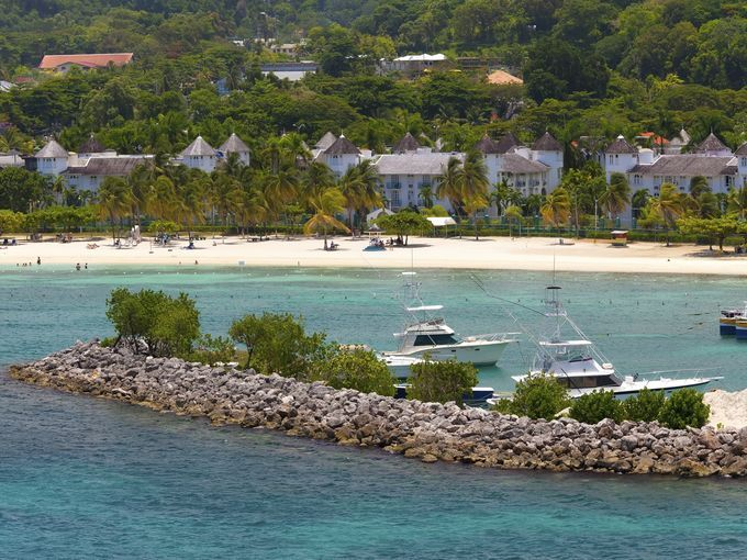Many visitors to Jamaica arrive via cruise, and when they do, they anchor at Ocho Rios -- the heart of Jamaica's tourism industry.