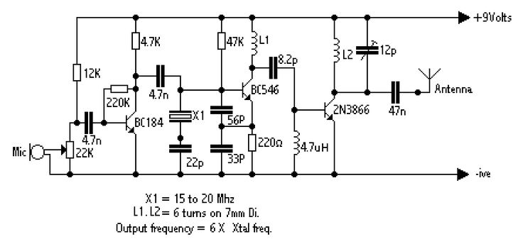 electronic kits circuit diagrams