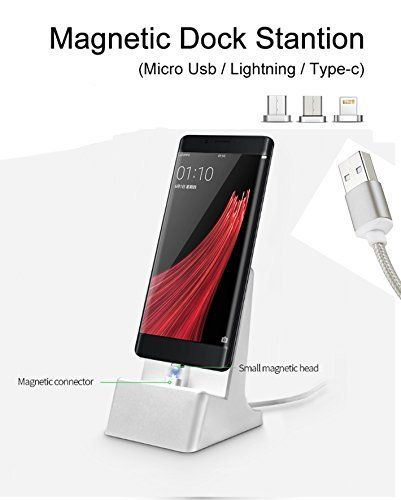 micro usb ladestation sacroiliac joint diagram schone info magnetische ladegerat dock 3 in 1 lightning der u89 auswaur dockingstation wiege