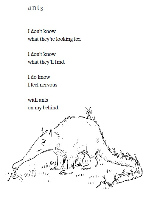 I Love Bugs Poem | Poem of the Week – Ants | Childrens Author David L. Harrisons Blog