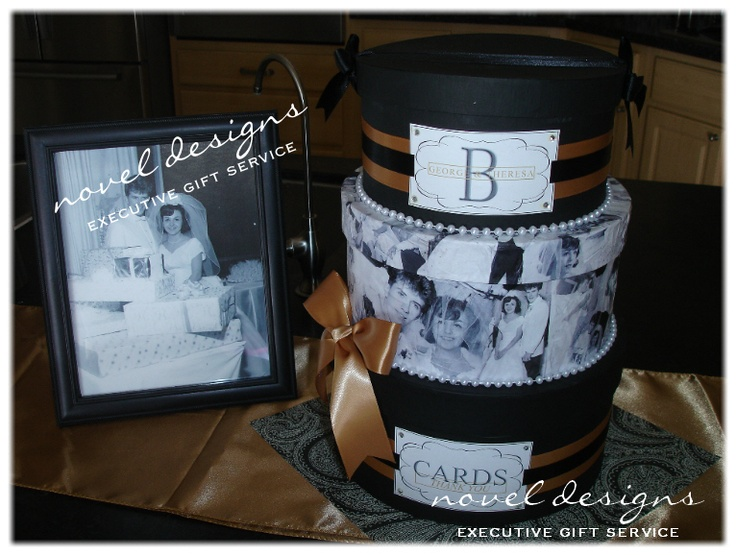 Novel Wedding Gifts: 1000+ Images About In-laws 50th Wedding Anniversary