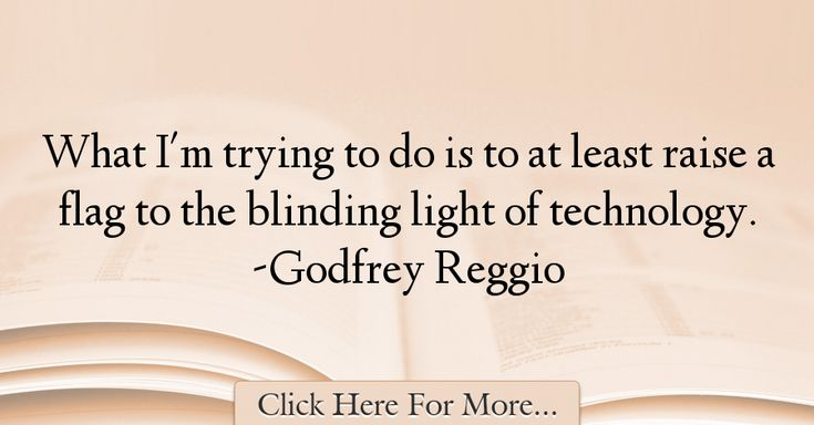 Godfrey Reggio Quotes About Technology - 67424