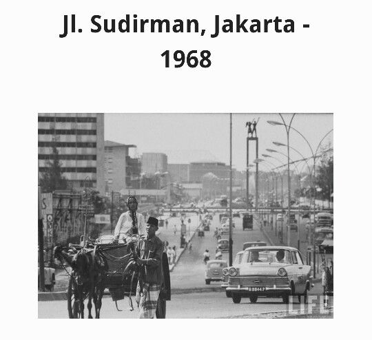 Jl Sudirman