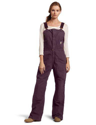 Carhartt Women's Sandstone Bib Overall, Dusty Plum, 6x30 Carhartt,http://www.amazon.com/dp/B00544312G/ref=cm_sw_r_pi_dp_Nzfntb008BPBDZB3