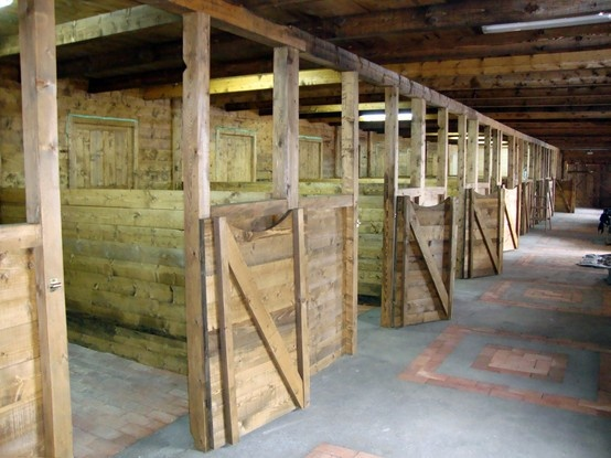 25 best ideas about simple horse barns on pinterest