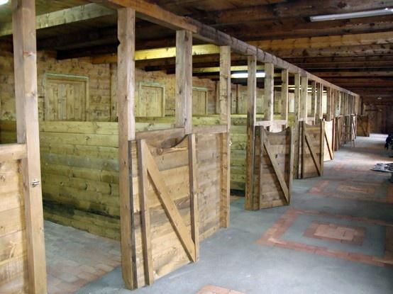 Horse Stable Building Ekopark