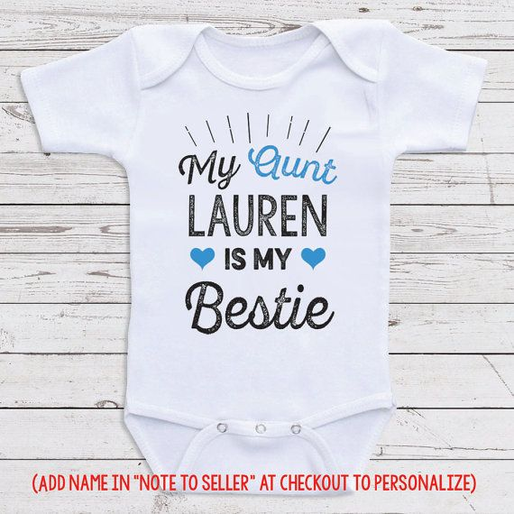 Best 25 personalized baby clothes ideas on pinterest daddys personalized baby clothes my aunt is my bestie personalized baby onesies for boys negle Image collections