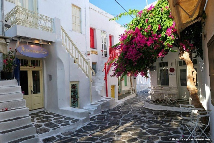 Eternal Mykonos beauty... We are in love with you!