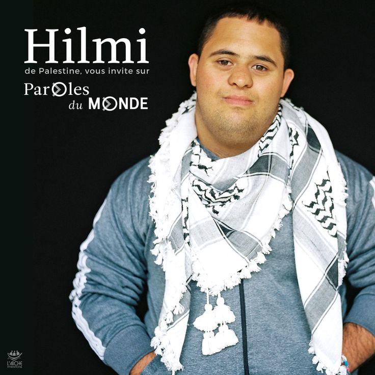 Hilmi Mzehr est né en 1993, dans le camp de réfugiés de Dheisheh. Il est l'un des membres fondateurs de L'Arche Ma'an lil-Hayat a Bethléem où il a vécu et travaillé depuis 2009. C'est aussi là où il pratique ses hobbies de la musique et de la danse.http://wordsoftheworld.larche.org/…/portra…/palestien-hilmi/