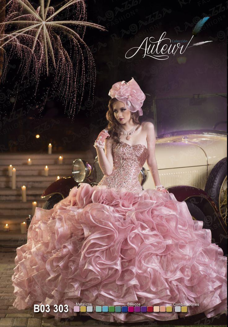 68 best vestidos 15 images on Pinterest | Princess fancy dress ...