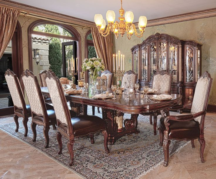 Victorian Dining Room Set   Google Search