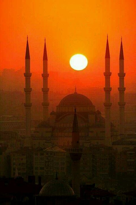 Istanbul, Turkey - Blue Mosque