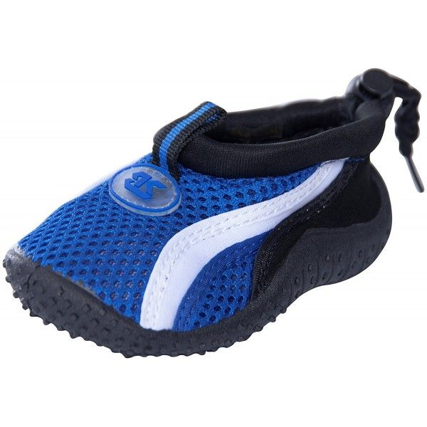 Starbay Toddlers Slip On Athletic Water Shoes Blue