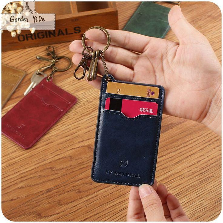 $1.78 (Buy here: https://alitems.com/g/1e8d114494ebda23ff8b16525dc3e8/?i=5&ulp=https%3A%2F%2Fwww.aliexpress.com%2Fitem%2FBank-Credit-Card-Holders-Women-Men-2016-PU-Neck-Strap-Card-Bus-ID-Holders-Soft-PU%2F32724486093.html ) Bank Credit Card Holders Women Men 2016 PU Neck Strap Card Bus ID Holders Soft PU Leather Identity Badge Lanyard Wholesale for just $1.78
