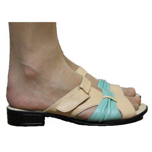 Купить шлепки женские 41 размер на полную ногу Greatmarket.com.ua