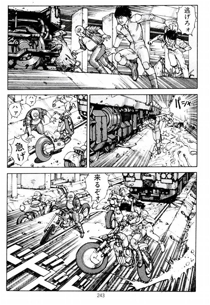 Akira, Katsuiro Otomo