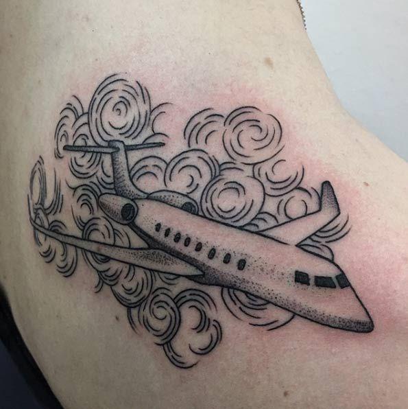 Best 20 Aviation Tattoo Ideas On Pinterest