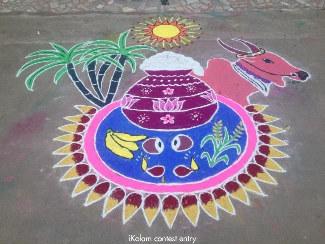 Collection Of Rangoli And Kolam Designs For All Occasions