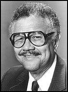 Vernon Jarrett, father-in-law of Valerie Jarrett