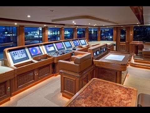 MARTHA ANN Luxury Yacht onboard Tour MUST SEE – YouTube