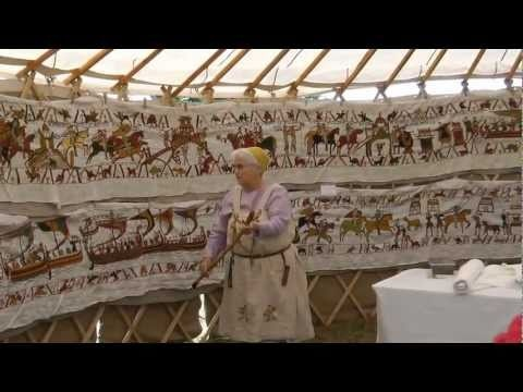 The viking marked in Aalborg, Denmark 2011 part one