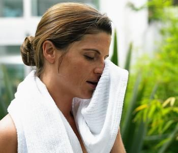 Active Skin Care: Before and After Workouts | azcentral.com
