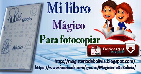 mi libro magico pdf descargar